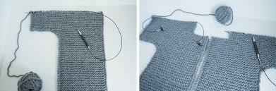 Patron pour le tricot
